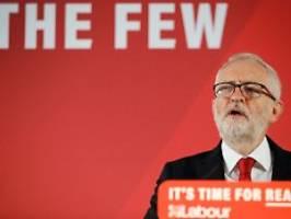 labour-chef in bedrängnis: neue antisemitismus-vorwürfe gegen corbyn