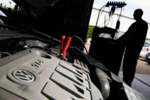 dieselskandal: urteil rechtskräftig: berliner autohaus muss vw ersetzen