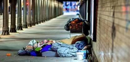 gewalt gegen obdachlose – immer wieder sind es rechtsextreme
