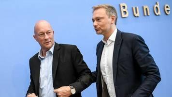 5,0 Prozent: FDP schafft es knapp in den Thüringer Landtag