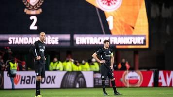 Last-Minute-K.o. in Lüttich - Europa League: Frankfurt bangt ums Weiterkommen