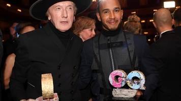 GQ-Awards: Männer des Jahres gekürt – doch eine Frau stiehlt das Rampenlicht