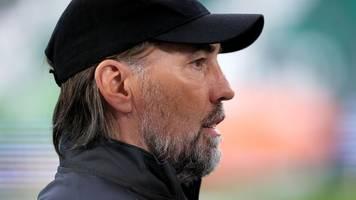 coach schmidt vor paderborn-spiel: besonderer druck