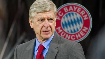 FC Bayern: Schon in Verhandlungen? Arsene Wenger äußert sich zu Trainer-Gerüchten