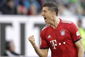 Bayern-Angreifer: Lewandowski wird zum zweiten Mal Vater
