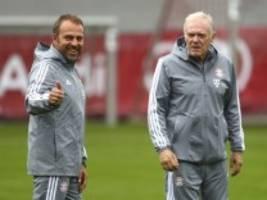 Hansi Flick beim FC Bayern: Das Spiel gegen Dortmund ist die Ziellinie