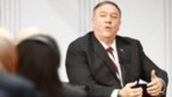 Mauerfall-Gedenken: Mike Pompeo warnt vor Bedrohung durch Russland und China