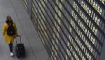 streik: lufthansa muss hunderte flüge streichen