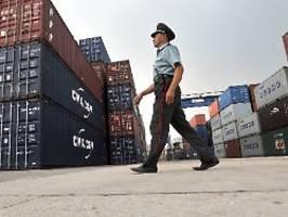 Im Handelskrieg mit China: Trump dämpft Hoffnung auf Strafzoll-Abbau