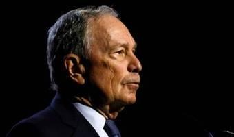 Bloomberg tritt bei Vorwahl des Präsidentschaftskandidaten der US-Demokraten an