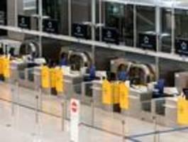 Weiterhin keine Flüge von Tegel nach München und Frankfurt