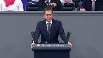 Video: Mauerfall-Reden im Bundestag - Sie sind ärmliche Gestalten