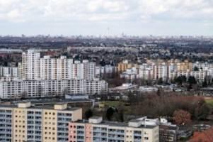 Baumaßnahmen: Die Gropiusstadt bekommt vier neue Wohnhäuser