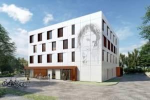 kreis pinneberg: xfel-campus in schenefeld erhält ein gästehaus