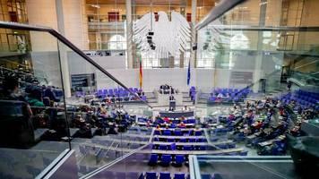 Parlament: AfD-Fraktion provoziert Abbruch der Bundestags-Sitzung