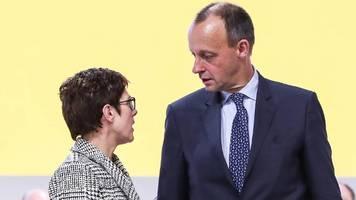 ARD-Deutschlandtrend: Wer wäre ein guter Kanzlerkandidat für die Union?