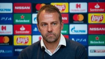 Flick blockt Zukunftsfragen ab: Dortmund ist die Ziellinie