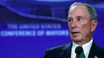 Gegen Trump: Milliardär Michael Bloomberg steigt doch in US-Wahlkampf ein