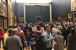 Menschenmassen im Museum: Der Louvre leidet an Verstopfung