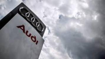 audi muss auch alte euro-4-diesel zurückrufen