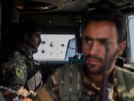Erdogan telefoniert mit Putin: Türkische Jets bombardieren Kurden