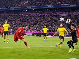 Lewandowski knackt Müller-Rekord: FC Bayern demütigt desolaten BVB