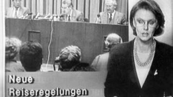 30 Jahre Mauerfall: Damals wart ihr glücklich - eine stern-Reporterin über die Stunden, in denen alles möglich war