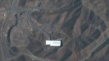 Teheran will Druck erhöhen: Iran beginn mit Urananreicherung in Atomanlage Fordo