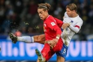 Fußball: Stark erleidet Nasenbeinbruch: Wieder kein Nationalelf-Debüt