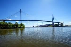 Hamburg: Kostenexplosion Köhlbrandbrücke: Schwere Vorwürfe an Senat