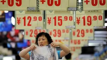 Preissteigerung: Inflation in China so hoch wie seit fast acht Jahren nicht