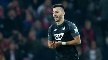 Oberschenkelverletzung: Zwangspause für Hoffenheim-Torschütze Adamyan