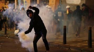 Bolivien: Polizisten schließen sich Protesten gegen Regierung an