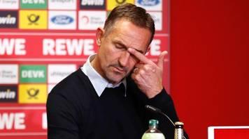 Chaos beim 1. FC Köln perfekt: Klub feuert Trainer Achim Beierlorzer