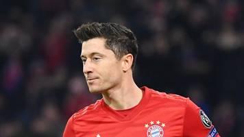 FC Bayern München: Lewandowski benennt vor Liga-Gipfel ein Bayern-Problem