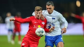 Kein schneller Klinsmann-Effekt: Hertha verliert gegen RB