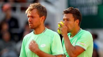 Saisonabschluss: Doppel Krawietz/Mies mit Videostudium vor ATP Finals