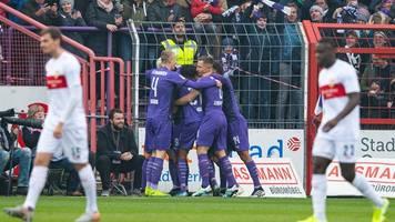 0:1 beim VfL Osnabrück: VfB Stuttgart patzt erneut