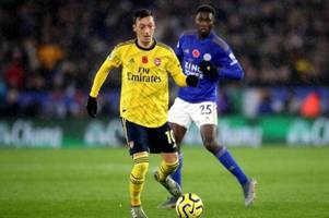 Arsenal verliert gegen Leicester - Foxes nun Tabellenzweiter