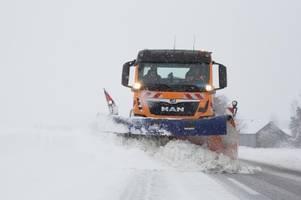 Bayerns Verkehrsminister sieht Winterdienste gewappnet