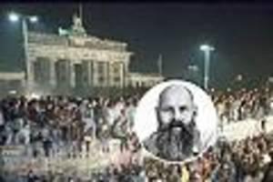 Wie Berlin-Promis den 9. November 1989 erlebt haben - Aus Versehen mit Männern geknutscht: Berliner Promis über den Abend, als die Mauer fiel