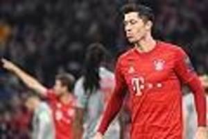 Ansage an die Mannschaft - Vor dem Kracher gegen den BVB watscht Lewandowski die Bayern-Stars ab