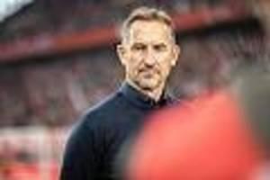 Nach Pleite gegen Hoffenheim - Bericht: 1.FC Köln feuert Cheftrainer Achim Beierlorzer