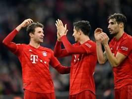 Flick komplettiert die Achse: Der FC Bayern widerlegt Lewandowski