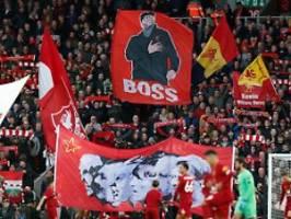 Topspiel gegen Man City: Klopps FC Liverpool hat einen sechsten Sinn
