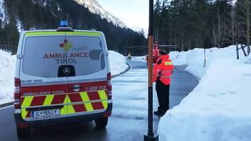 News des Wochenendes: Zwei Menschen sterben bei Lawinenunglück in Tirol