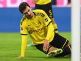 Borussia Dortmund und die Selbstzweifel