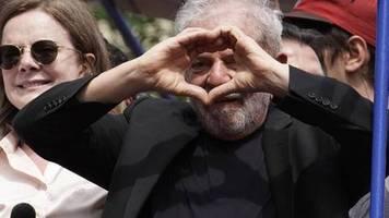 Ex-Präsident gegen Präsident: Brasilien: Schlagabtausch zwischen Lula und Bolsonaro