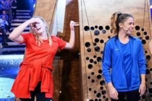 """ProSieben: Luna Schweiger und Vanessa Mai: Eklat bei """"Schlag den Star"""""""