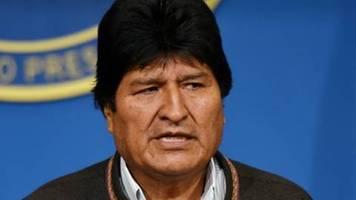 Neuwahlen in Bolivien nach umstrittener Präsidentschaftswahl und Massenprotesten